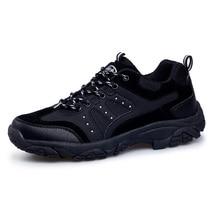 Мужские горный туризм обувь Обувь высокого качества мужчин походная противоскользящие кроссовки для мужчин весна/лето ботинки мужские