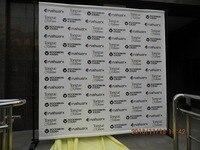 Высокое качество большой баннер фон дисплей с бесплатной доставкой без баннера
