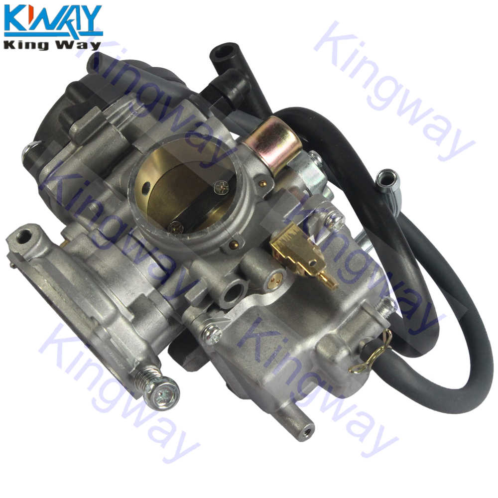 hight resolution of  free shipping king way carburetor for 2004 2008 bombardier can am outlander
