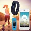 Nova Chegada Pulseira Relógio Banda Esporte Bluetooth V4.0 Inteligente Pulseira De Fitness Para Android IOS Smartband smartband Presente