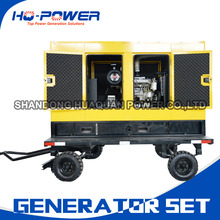 Бесшумный Генератор 50kw/62.5kva дизельный двигатель цена в Индии