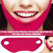 5PCS V Shape Lift Up Belt Face Lifting Firming Mask V-Line Cheek Chin Slimming For Weight Loss Skin Care Beauty Tool New