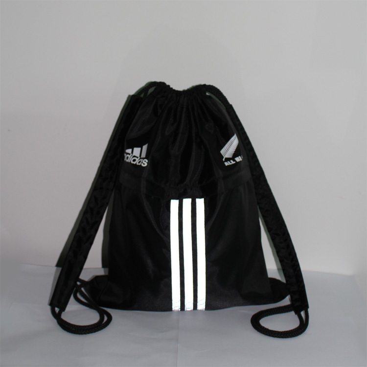 New zealand rugby reflect light gym bags waterproof bags