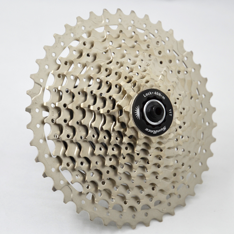 11 40T 11 42T 11 46T bicycle Freewheel SunRace CSMS3 TAY mountain bicycle Cassette 10 Speed bike bicycle mtb Steel freewheel|Bicycle Freewheel| |  - title=