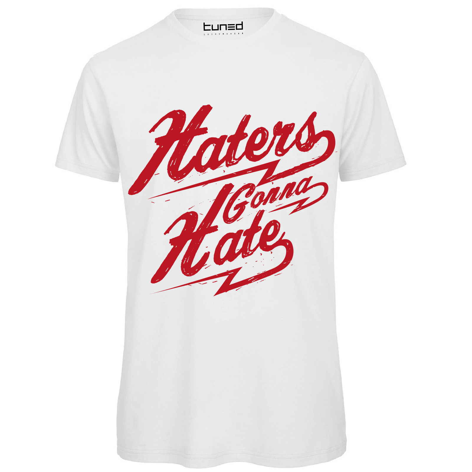 separation shoes 95a4a 42cd9 US $13.04 13% OFF T Shirt Divertente Uomo Maglietta Con Stampa Tormentoni  Social Haters Gonna Hate Sale 100 % Cotton T Shirt TOP TEE-in T-Shirts from  ...