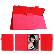 цена на New lenovo Tab2 A10 70 smart Flip leather case cover for lenovo tab 2 a10-70 A10-70F A10-70L tablet 10.1'' Free shipping