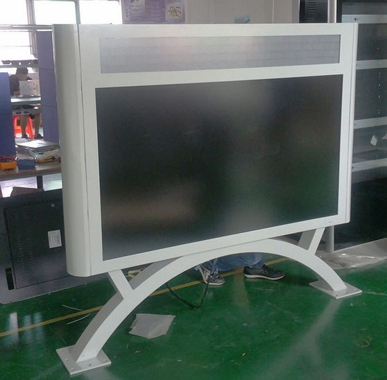 Network Version Android LED Lcd Advertising Screen 42inch 46inch 55inch 65inch HD Video Players CCTV Monitor Display