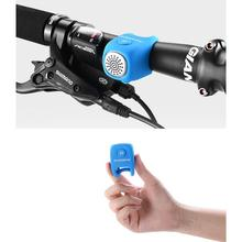 Cycling electric horn mountain bike bell dead fly electronic personality car ride accessories(suction plastic packaging)