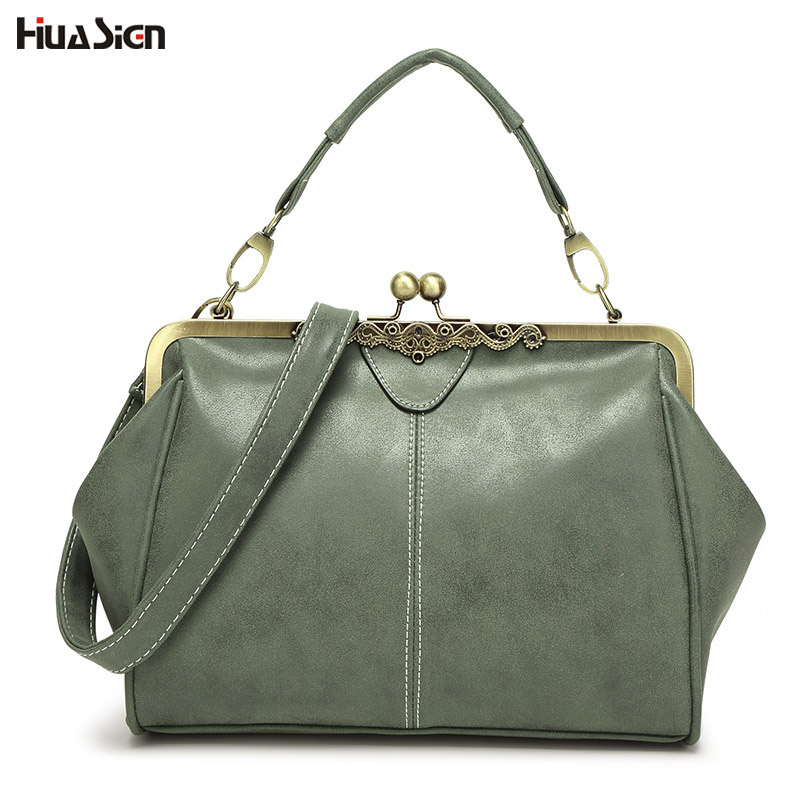 New Arrival Top Handle Bags Retro Style Women Messenger ...