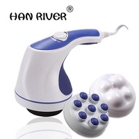 HANRIVER high quality Grease massage machine speed to electric massager body fat to lose weight massage apparatus hot selling