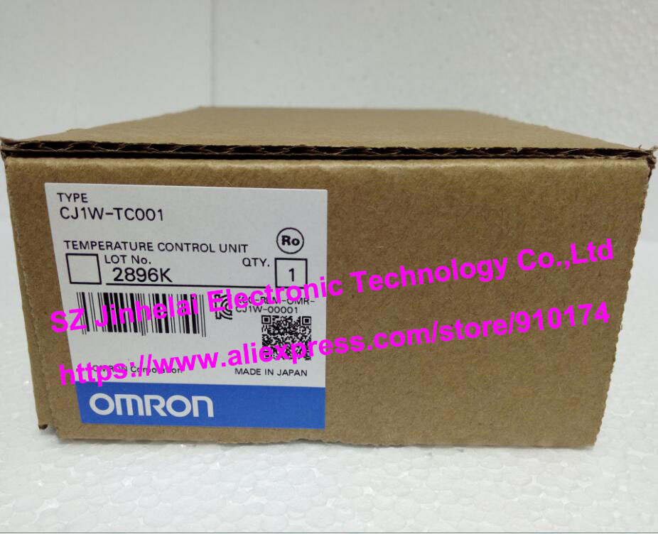 все цены на New and original CJ1W-TC001 OMRON Temperature control unit онлайн