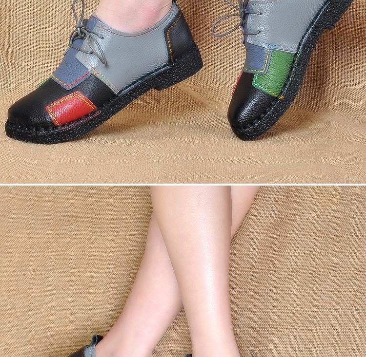 HTB1F9cMRpXXXXbcXVXXq6xXFXXXh - Women's Handmade Genuine Leather Flat Lace Shoes-Women's Handmade Genuine Leather Flat Lace Shoes