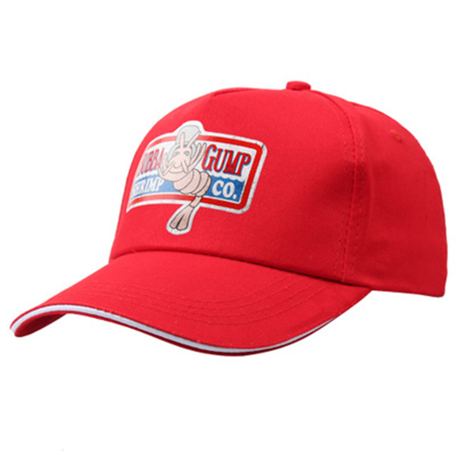 1994 Bubba Gump Shrimp CO.   Baseball   Hat Forrest Gump Costume Cosplay Snapback   Cap   Men&Women Summer Gorras Bone Adjustable   Cap