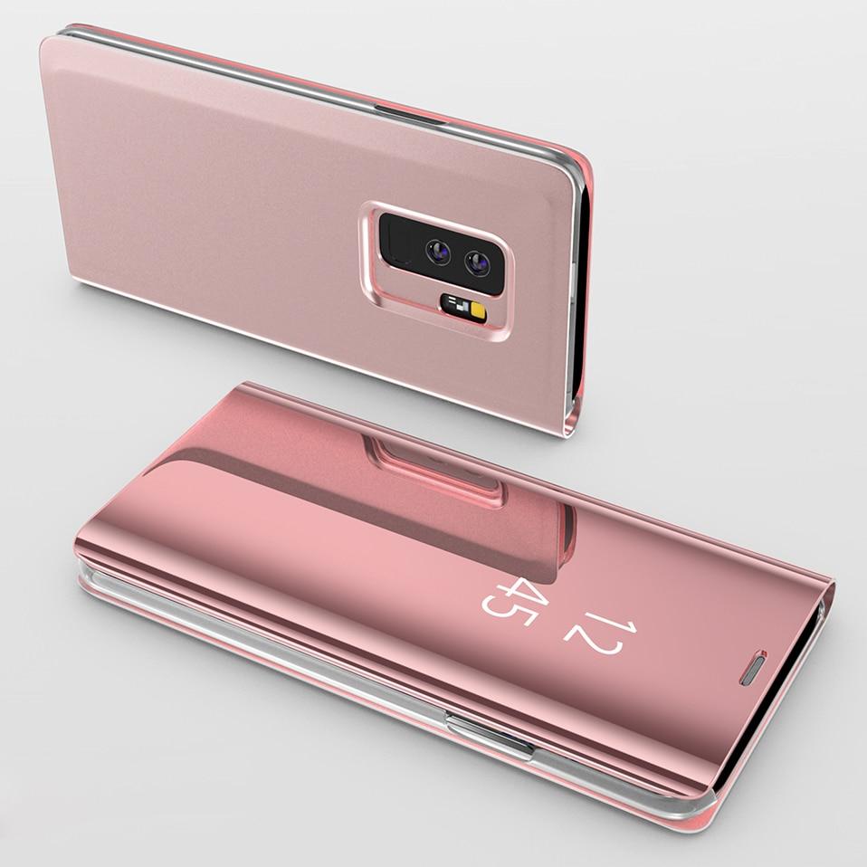 phone cover for samsung galaxy a3 a5 a7 j3 j5 j7 2017 a6 2018 mirror case (11)