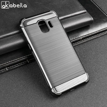 Phone Case For Samsung Galaxy J2 Core Cases For Samsung J2 Pure J260 J260G SM-J260M/DS SM-J260Y/DS SM-J260G/DS Silicone Covers чехол для samsung galaxy j7 prime sm g610f ds skinbox 4people slim silicone прозрачный