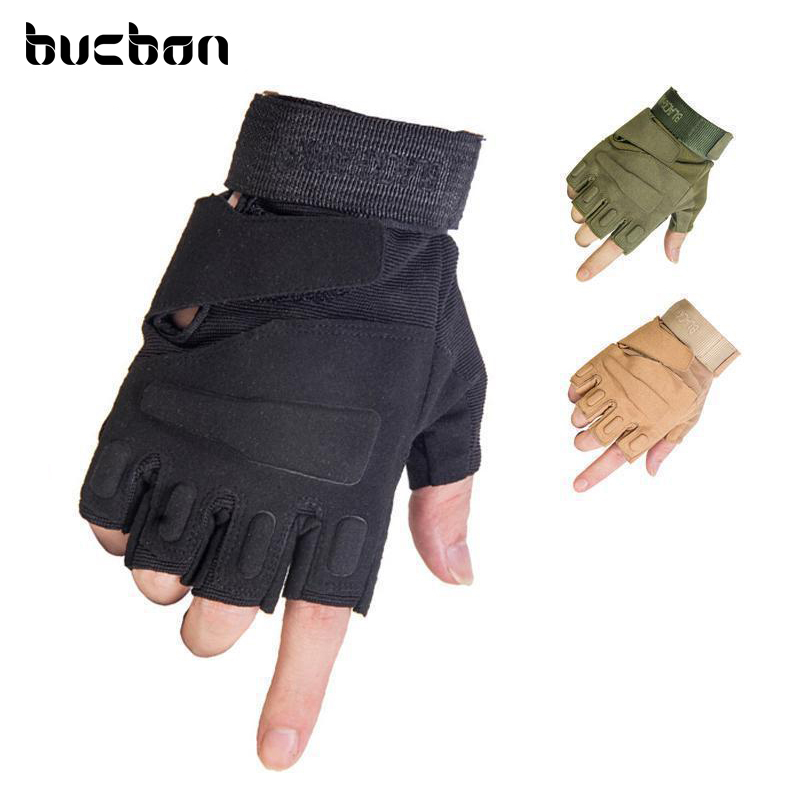 Hohe Qualität Black Hawk Militärische Taktische Handschuhe Männer - Bekleidungszubehör - Foto 5