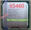 Intel xeon x5460 processador (3.16 ghz/12 m/1333) perto lga775 core 2 quad q9650 cpuworks (lga 775 mainboard não precisa de adaptador)