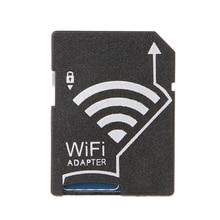 Micro SD TF для sd-карты Wifi адаптер для камеры Фото беспроводной для телефона планшета