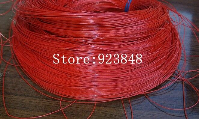 Богиня линии DIY провод наушников core od: 0.35 мм