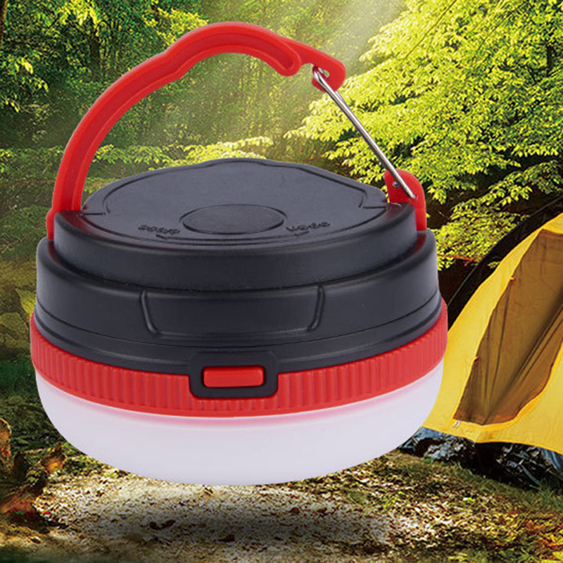 Camping Lantern Light LED Flashlight Torches,Tactical Portable Magnetic Hiking Camping Outdoor work P10