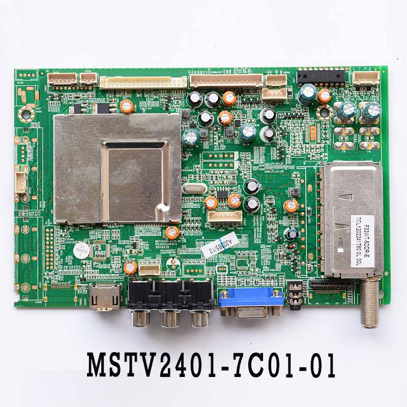 Main Board Power Board Circuit Logic Board Constant Current Board Led Tv-3206a Motherboard Cv59sh-a32 With Screen Hv320wx2-201 Audio & Video Replacement Parts
