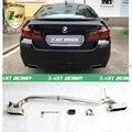Высокое Качество Seden F10 Выхлопных Труб Советы Глушитель Выхлопных Двойной Наконечник для BMW F10 5-Series M5 523 525 535