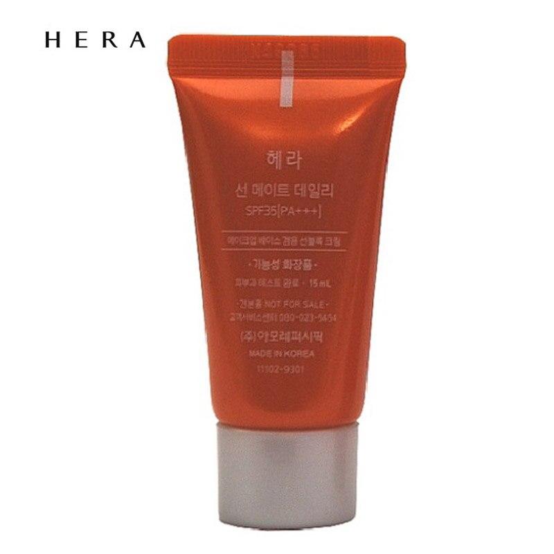 Corea Del Trucco Viso Cosmetici Hera Sole Compagno Quotidiano Spf35