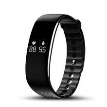 SP02H браслет Heart Rate крови кислородом монитор умный Браслет трекер Шагомер для Samsung S6 Meizu M3S мобильный Wechat рейтинг