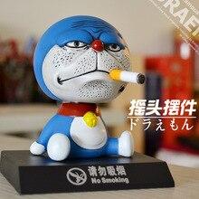 Neue Nette Schüttelte Kopf Puppen Autoinnenausstattung Ornamente Auto Innen Handwerk Dekoration Auto Spielzeug Europa Japan Cartoon Modell