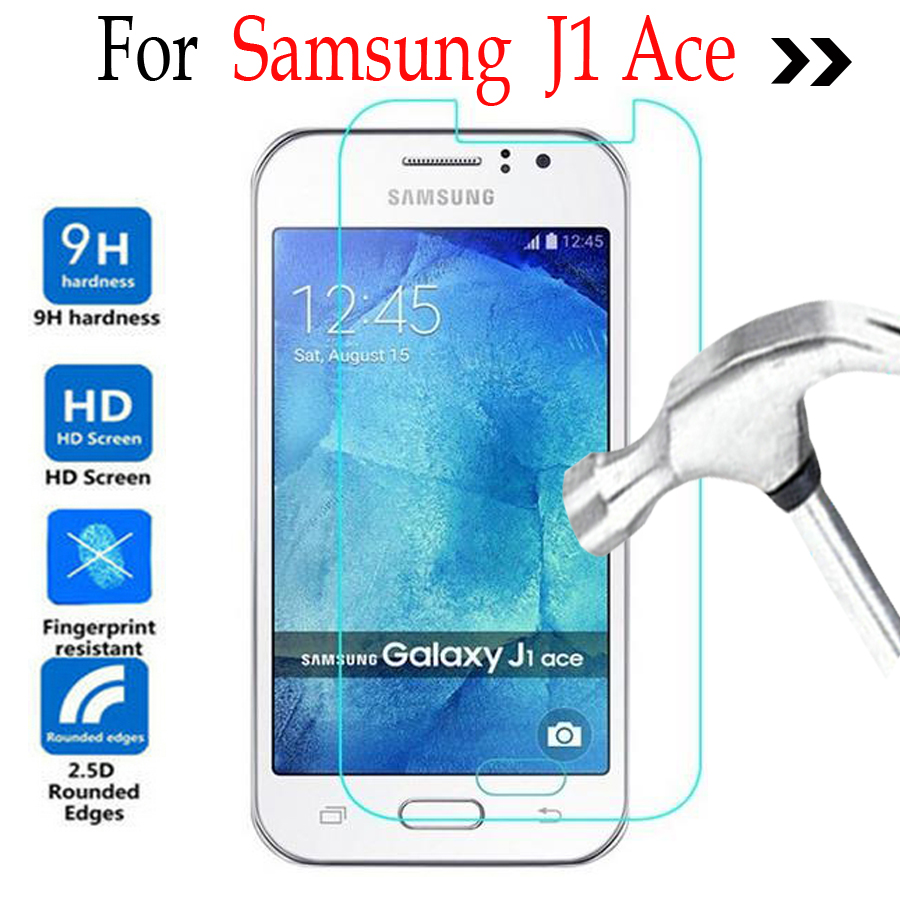 Jual Murah Samsung Galaxy J1 Ace Smartphone Blue 4gb Termurah 2018 J100 4 Gb For Tempered Glass Screen Protector Cover On J110