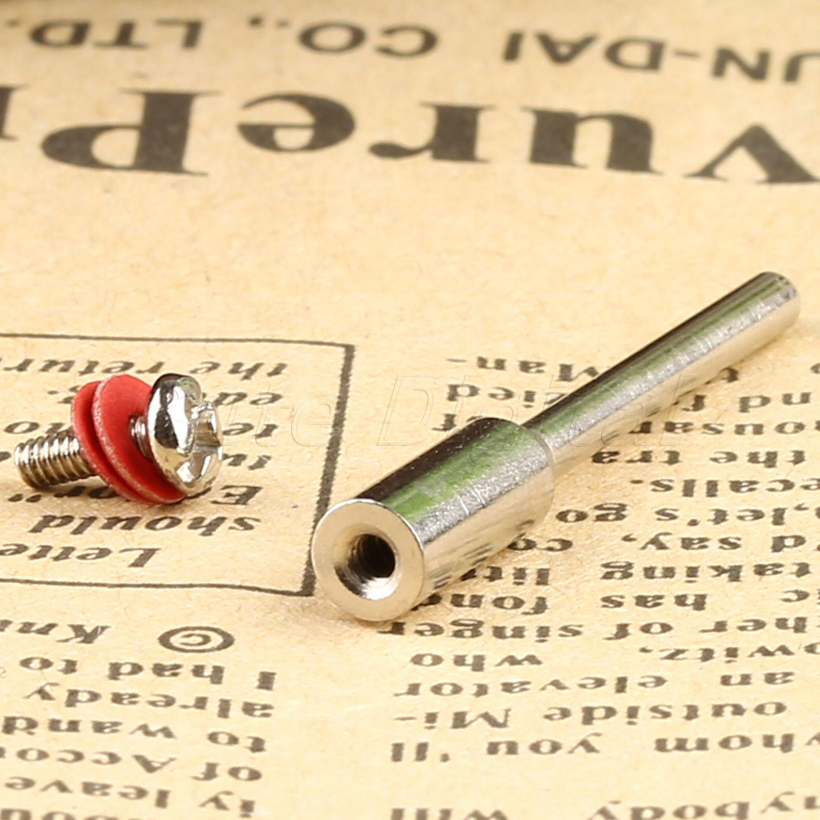 DRELD 10PCS dremel aksesuarai 2,35 mm šlifavimo disko antgaliai - Abrazyviniai įrankiai - Nuotrauka 5