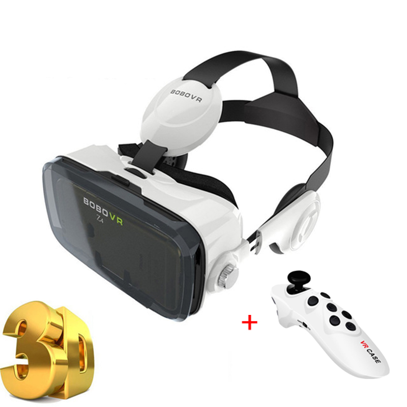 100 Original Xiaozhai BOBOVR Z4 Virtual Reality 3D font b VR b font Glasses cardboard Private