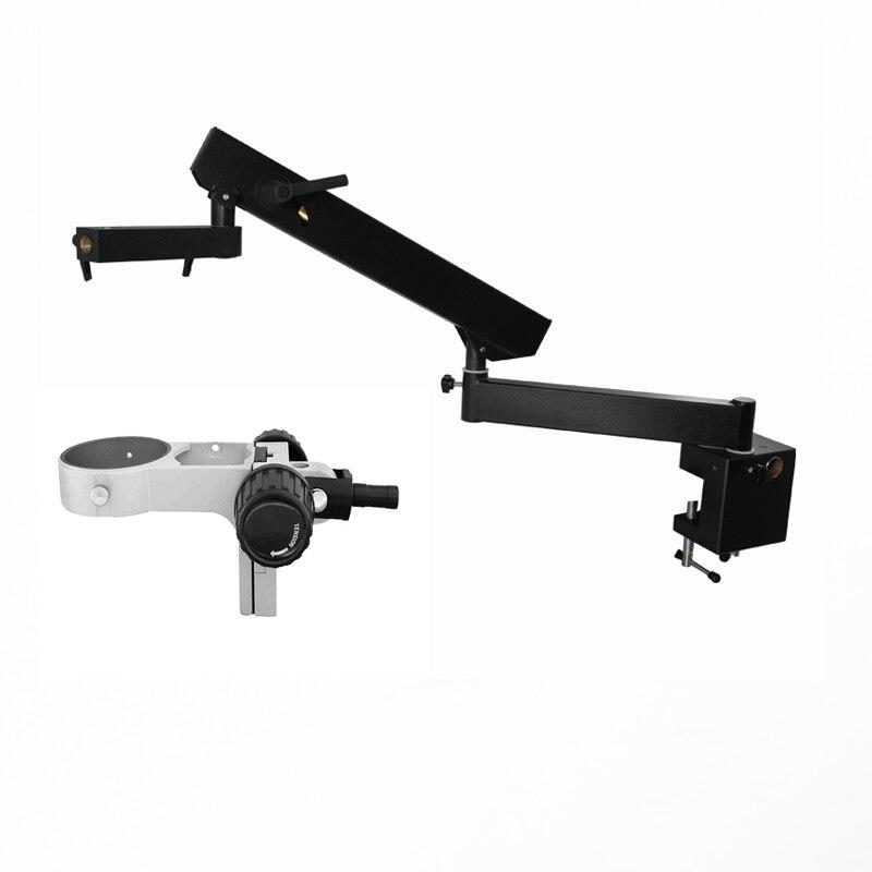กล้องจุลทรรศน์ flex แขนยึดขาตั้ง/กล้องจุลทรรศน์สเตอริโอข้อต่อ flex ตารางยึดแขนยึดตาราง-ใน กล้องจุลทรรศน์ จาก เครื่องมือ บน title=