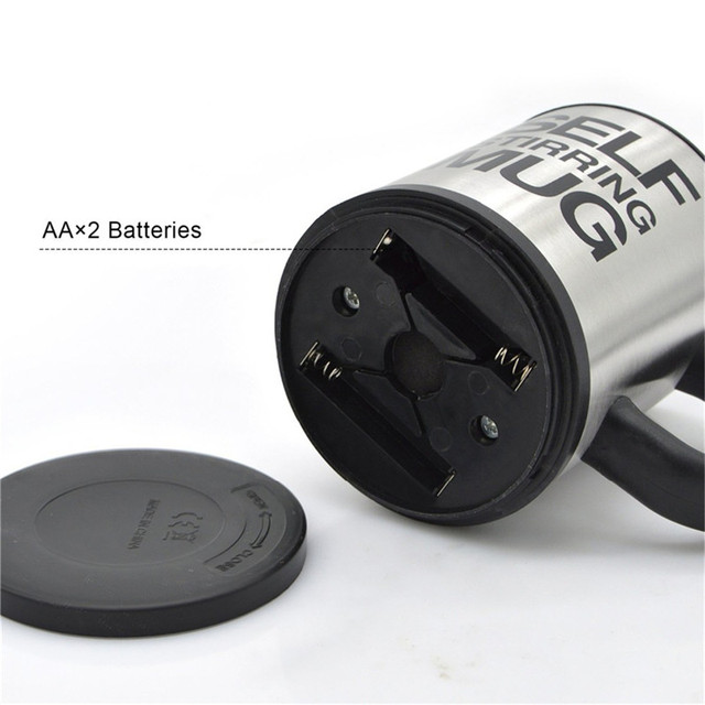 400ml Mug Automatic Electric Self Stirring 3
