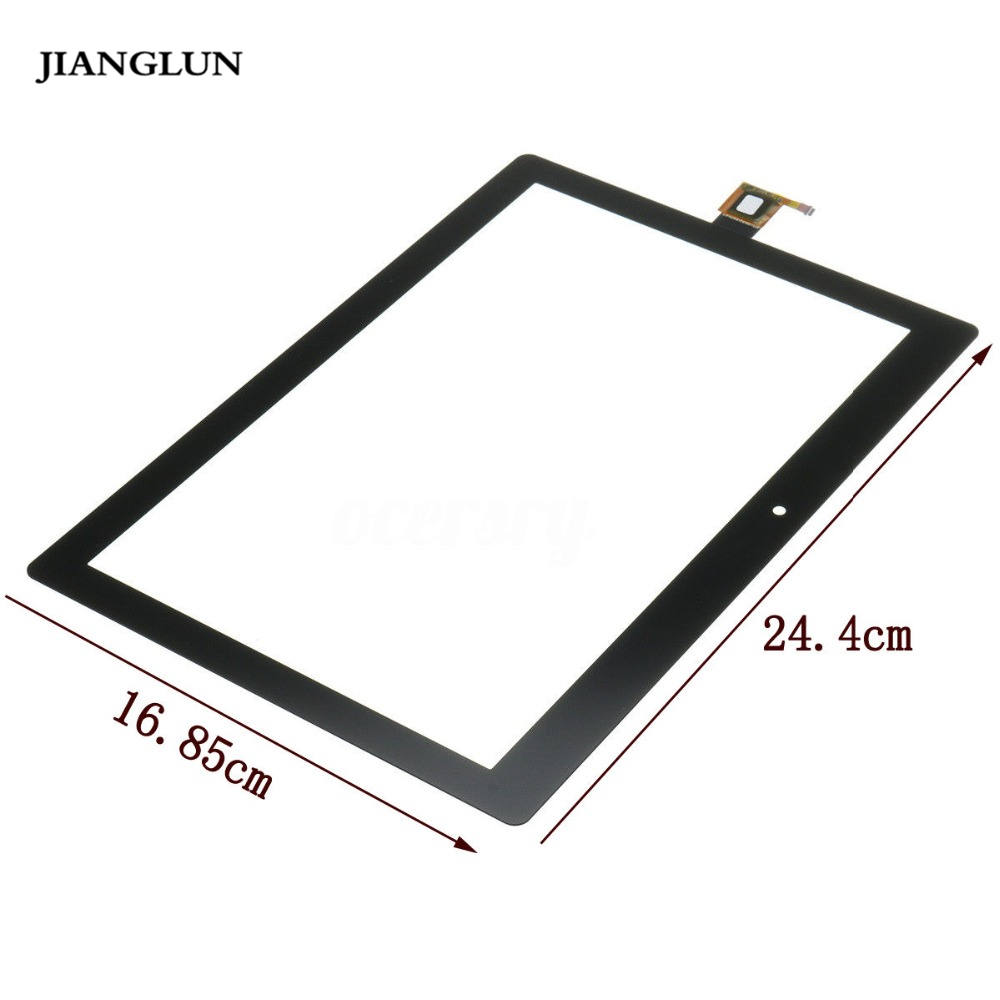 JIANGLUN Touch Screen Digitizer Replacement For Lenovo Tab 2 A10-30 TB2 X30F touch screen replacement module for nds lite