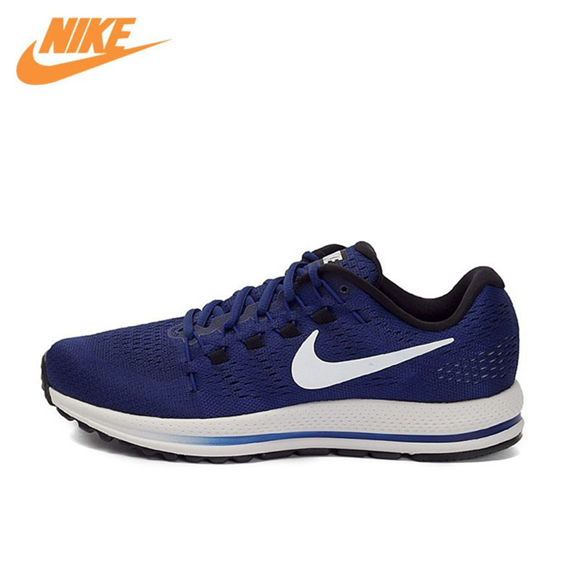 newest dc8c6 92483 Nike Original New Arrival Official AIR ZOOM VOMERO 12 Breathable Mens  Running Shoes Sports Sneakers 863762 ...