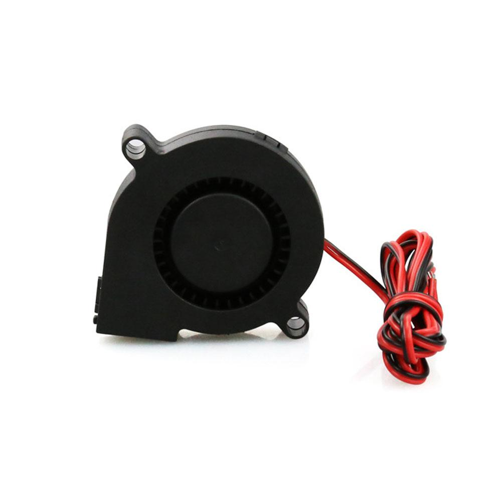 EastVita 50mmx15mm DC 12V 0.18A 2-Pin Computer PC Sleeve-Bearing Blower Cooling R20