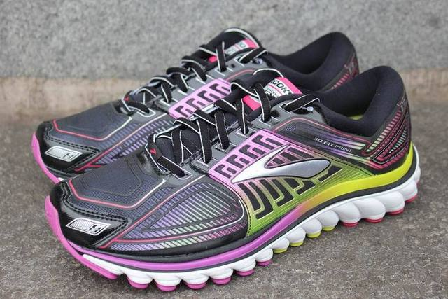 2015 New Arrival Brooks Women's Glycerin 13 Running shoes 100% Genuine Free  shipping
