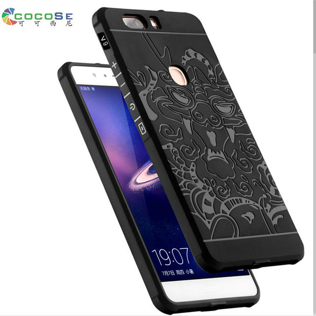 coque silicone huawei honor 8