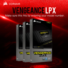 CORSAIR Vengeance LPX 8GB 16GB 32GB DDR4 PC4 2400MHZ 데스크탑 Loptop RAM ECC 메모리 ECC 평생 보증 무료 배송