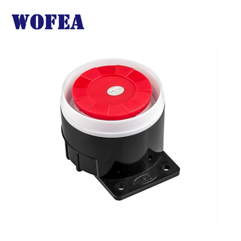 Mini Wired Siren - Alarm Security System