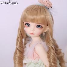 Free Shipping BJD Dolls Fairyland Littlefee Ante fullset 1/6 26cm yosdLCC luts spirit elf Resin bluefairy bid lati