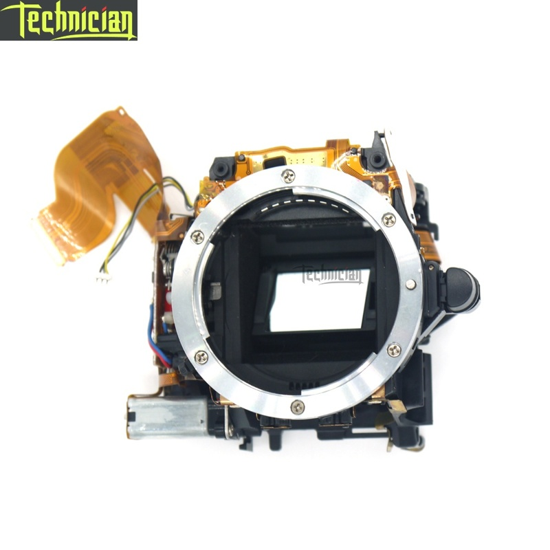 D3300 Mirror Box With Shutter Assembly Unit and Aperture Control Unit Camera Repair Parts For Nikon