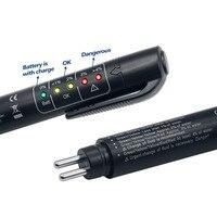 Accurate Oil Quality Check Pen Universal Brake Fluid Tester Car Brake Liquid Digital Tester Vehicle Auto