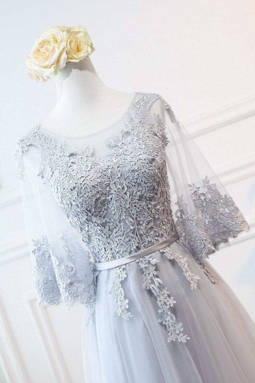 Wunderbar Spitze Vintage Brautjunferkleider Galerie - Hochzeit Kleid ...