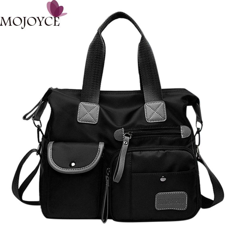 Multi Use Women Travel Bag 2019 Classic High Quality Messenger Bags Large Capacity Waterproof Nylon Handbag Female Shoulder BagsMulti Use Women Travel Bag 2019 Classic High Quality Messenger Bags Large Capacity Waterproof Nylon Handbag Female Shoulder Bags