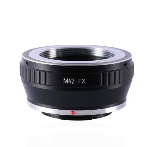 M42-FX anillo adaptador M42 lente a Fujifilm x montaje Fuji X-Pro1 X-M1 X-E1 X-E2 M 42