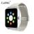 Gt08 smart watch notificador de sincronização suporte sim card conectividade bluetooth apple iphone android telefone smartwatch relógio da liga