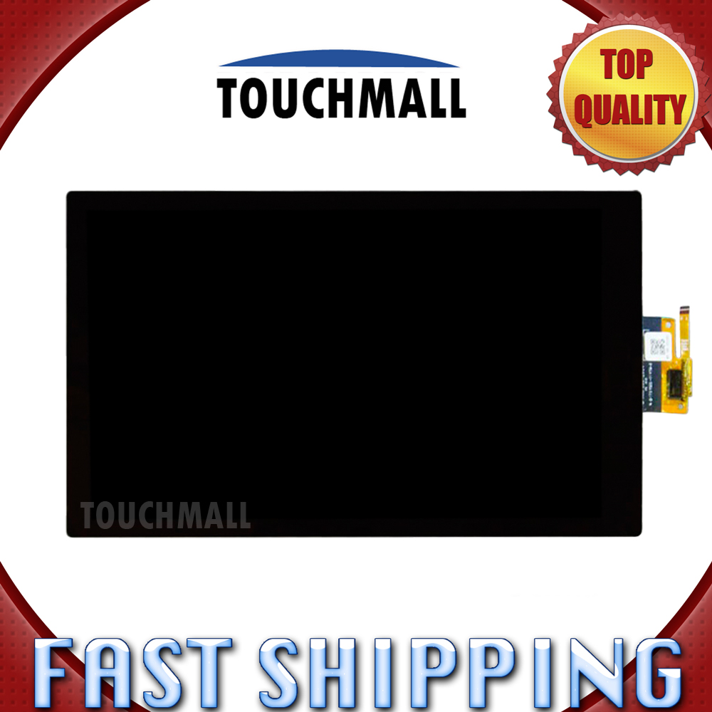 For New LCD Display Touch Screen Digitizer Glass Assembly Replacement Acer Predator 8 GT-810 8-inch Black Free Shipping new 5 5 inch full lcd display touch screen digitizer assembly replacement for asus zenfone 3 zoom ze553kl free shipping