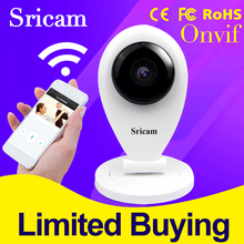 Original Sricam ip camera HD 720P WI-FI P2P Mini Baby Monitor Smart Onvif Motion Detection CCTV Security Wireless WIFI IP Camera